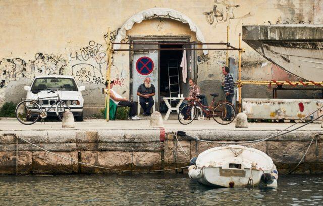 12. Oceanside Street Scene