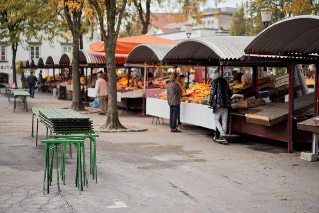 5. Ljublijana Market