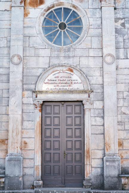 7. Church Door