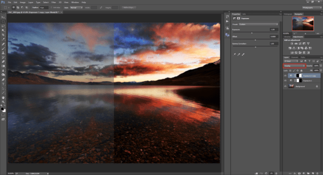 Blend Modes in Photoshop