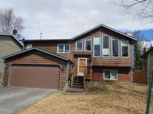 18811 Mills Bay Drive, Eagle River, AK 99577