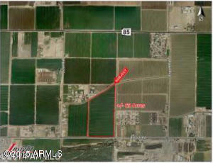 21698 W Beloat Road, -, Buckeye, AZ 85326