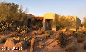 34755 N MOUNTAINSIDE Drive, Carefree, AZ 85377