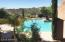 Unit 264 overlooks the community pool below!