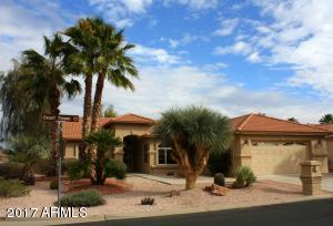 25025 S DESERT FLOWER Court, Sun Lakes, AZ 85248