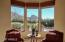 The head of Camelback as seen from the master sitting room.