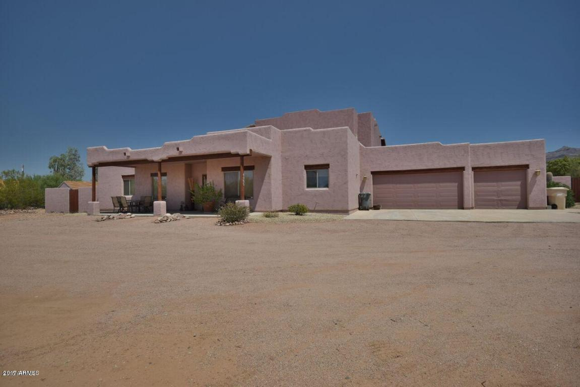 Arizona pinal county apache junction 85118 - Front View Of Home