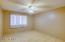 Second Bedroom. All tile flooring.