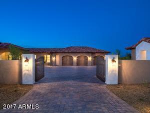 11704 E Diamond Cholla Drive, Scottsdale, AZ 85255