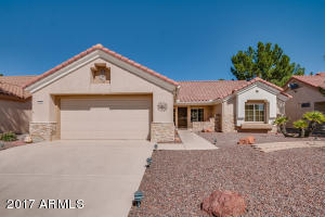 16124 W SENTINEL Drive, Sun City West, AZ 85375