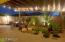 Patio and backyard lighting