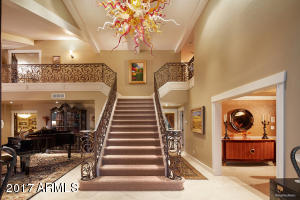 Foyer 8160 E COW TRACK Drive, Carefree, AZ 85377