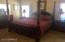 Huge Master Suite large enough for a King Bed!