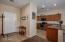 Spacious entry into a great room with Eat-in kitchen.