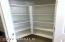 large corner pantry