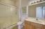 Master En Suite Bath with Step-In Shower