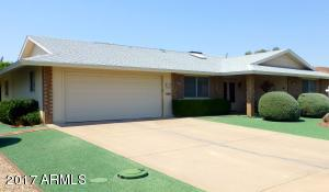 Welcome to 10732 W Saratoga Circle - 2 bedroom 2 bath plus Arzona Room, Inside Laundry