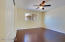 Bamboo wood floors in the 2 bedrooms creating serene vibes.