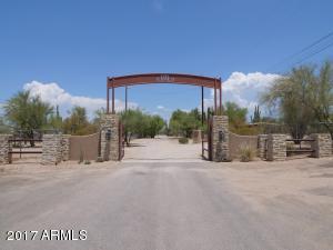 Main Entrance To Bellisima Ranch