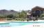 Outside heated resort pool