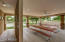 park area w/picnic tables & community pool!