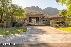 5102 N WILKINSON Road, Paradise Valley, AZ 85253