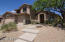 Your front walk creates interest as guests walk up to your new home.