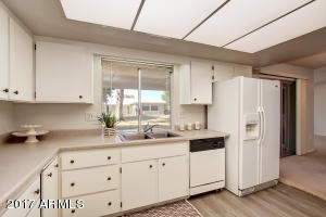 Sparkling Kitchen with Tons of Cabinet Space!