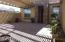 Front courtyard to Casita