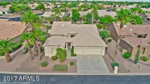 9406 E SUNRIDGE Drive, Sun Lakes, AZ 85248
