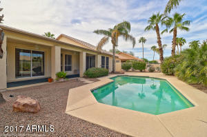 9406 E SUNRIDGE Drive, Sun Lakes, AZ 85248