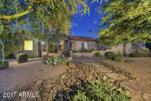 Mature landscaping and inviting curb appeal.