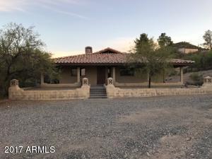 34500 S CHOLLA Drive, Black Canyon City, AZ 85324