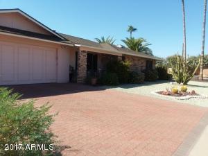 13451 W CASTLE ROCK Drive, Sun City West, AZ 85375