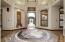 Gorgeous, welcoming Entry