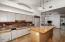 Expansive cooking spaces