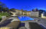 Step out of the Master Bath to the Pool Area.