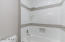 Upstairs Hall Bath Shower/Tub