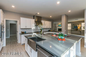 Fresh, bright and open for excellent family gathering and/or entertaining