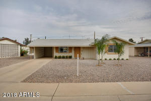 12619 N PEBBLE BEACH Drive, Sun City, AZ 85351