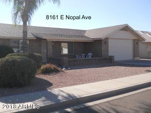 8161 E NOPAL Avenue, Mesa, AZ 85209