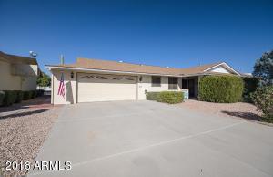 10742 W CAMDEN Avenue, Sun City, AZ 85351