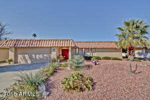 10754 W TROPICANA Circle, Sun City, AZ 85351