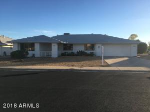13235 W BLUE BONNET Drive, Sun City West, AZ 85375