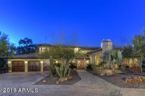 HOME is 5729 SF on 1 Acre with a 640 SF Casita