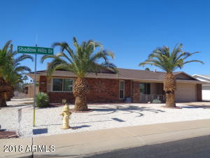 13403 W SHADOW HILLS Drive, Sun City West, AZ 85375