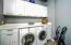 THIS IS RARE; MOST UNITS ONLY HAVE A STACKED WASHER/DRYER.