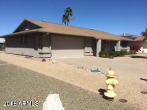 12402 W ROCK SPRINGS Drive, Sun City West, AZ 85375