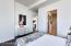 2nd Master Bedroom with en-suite bath and walk-in closet