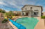 This backyard is ready for entertaining and to keep you cool in our hot Arizona summers.